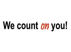 We_Count_On_You