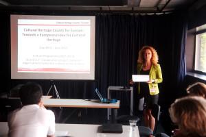 ENCATC Seminar in Brno - Joanna Sanetra-Szeliga (1)