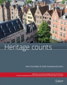 Photo: Heritage Counts Publication Cover