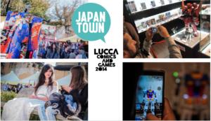 Lucca Comics & Games.