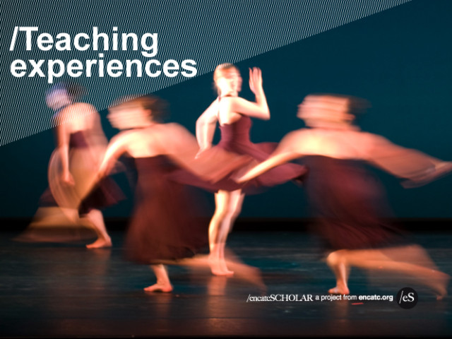 Leadership in a multicultural environment within the field of performing arts